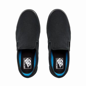 Vans Made For The Makers Classic Slip On Topanky - Panske Čierne | 80079-490 SK